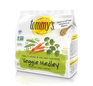 veggie medley 2020 packaging