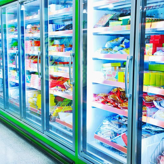 Heathy Frozen Foods: Tommys Superfoods in Shape Magazine