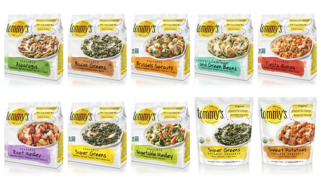 Non GMO Food - Tommy's Superfoods
