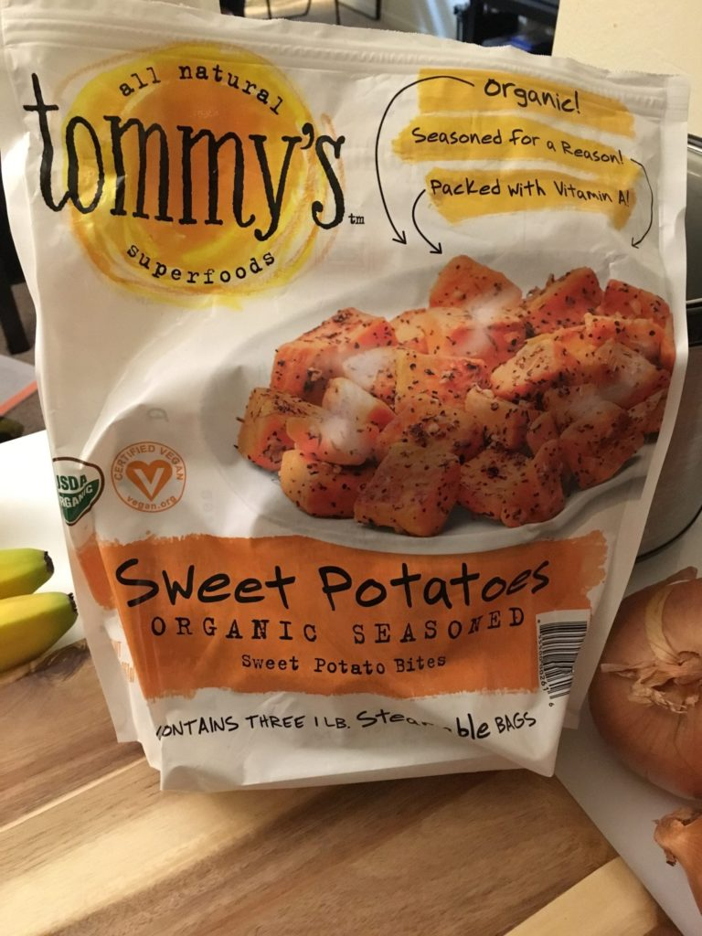 Tommys Superfoods Sweet Potatoes Whole30