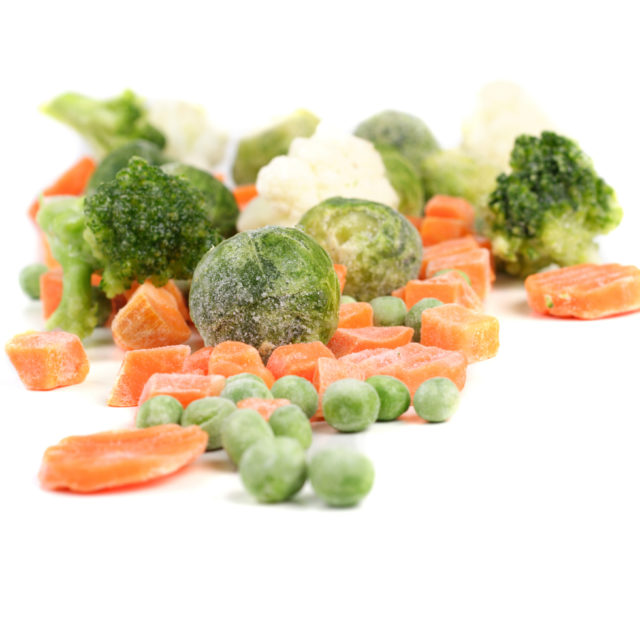 How to Find Healthy Frozen Food