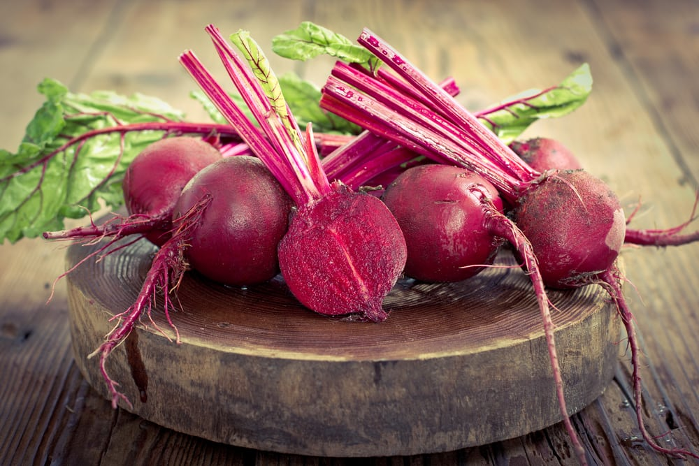 8 Great Super foods: beets