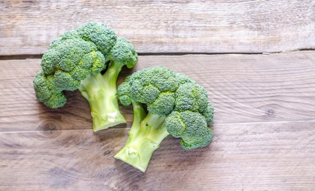 8 Great Super foods: broccoli