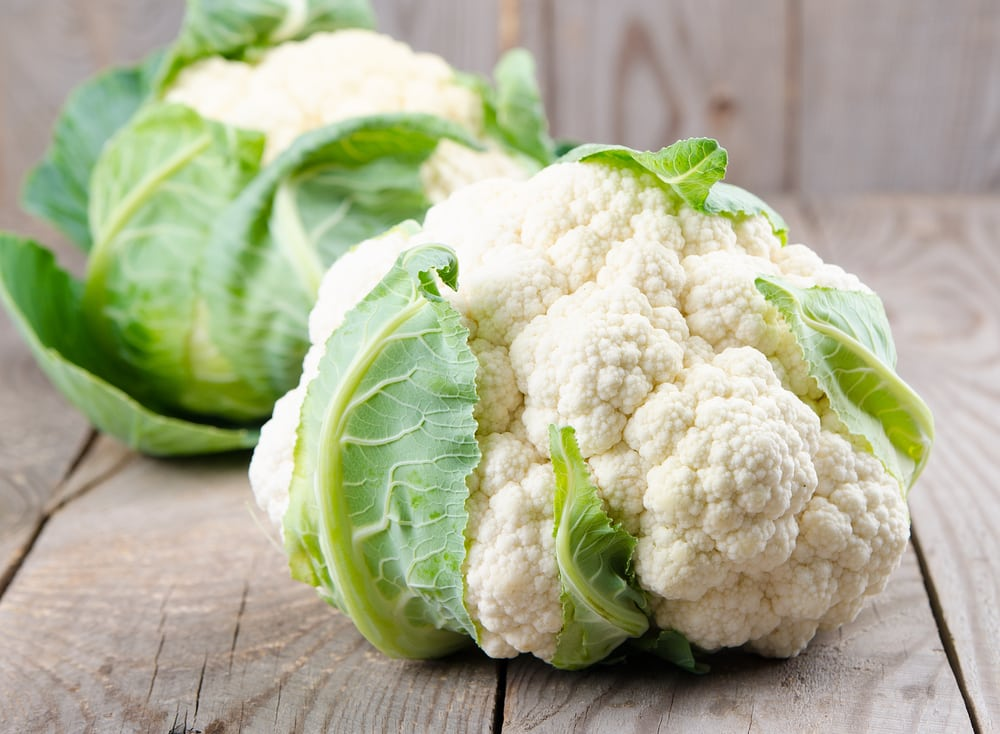 8 Great Super foods: Cauliflower