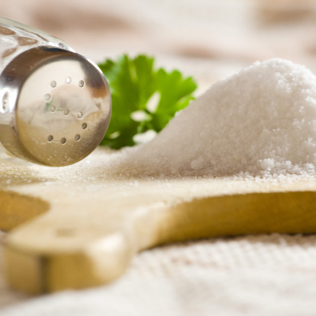 How to Reduce the Sodium in Your Diet