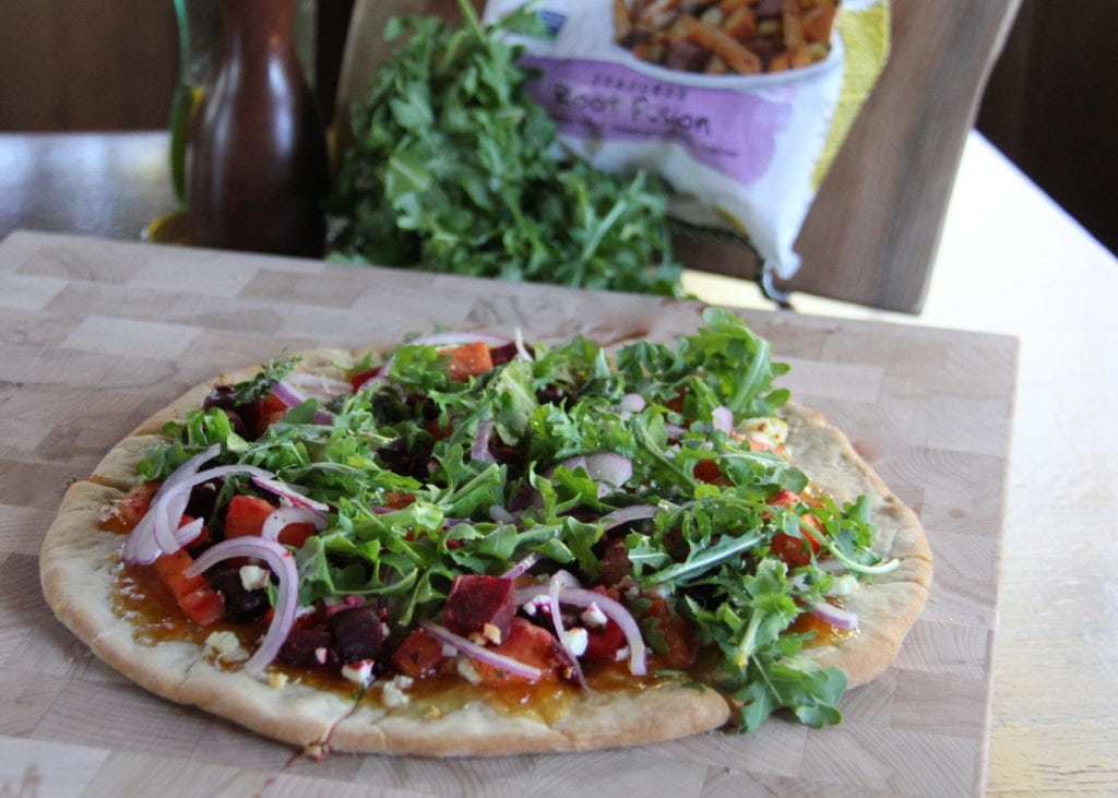 Root Fusion Flatbread Recipe