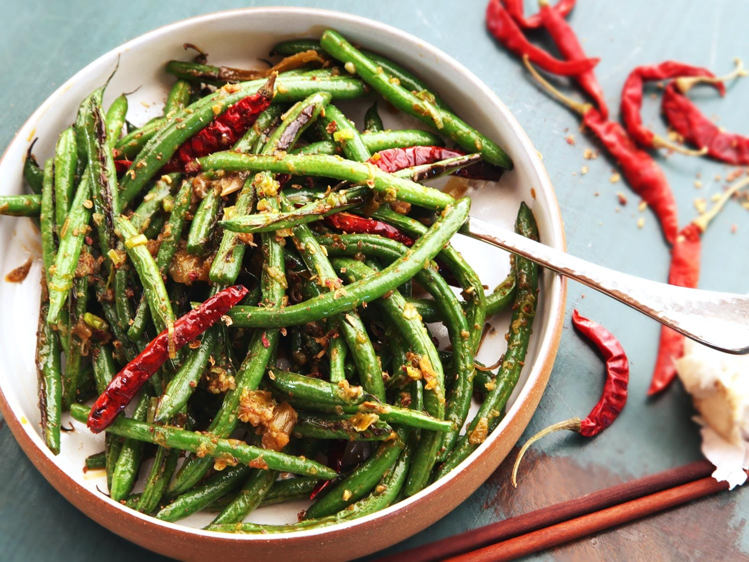 20150305-sichuan-dry-fried-green-bean-broiled-food-lab-13