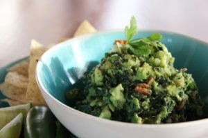 super greens guacamole