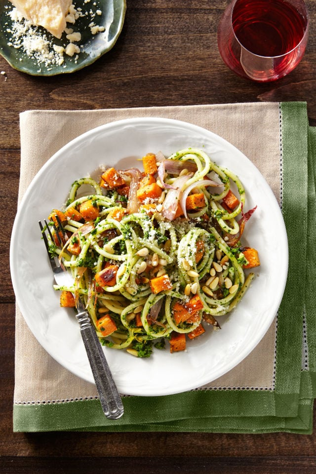 Valentines Day Recipes: Buccatini