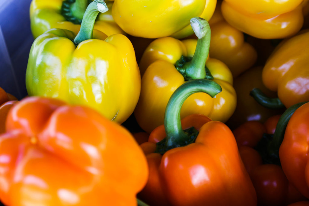 Bell Pepper - Tommy's Superfoods