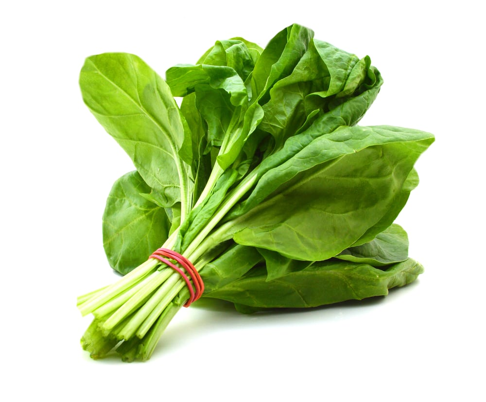 Spinach - Tommy's Superfoods