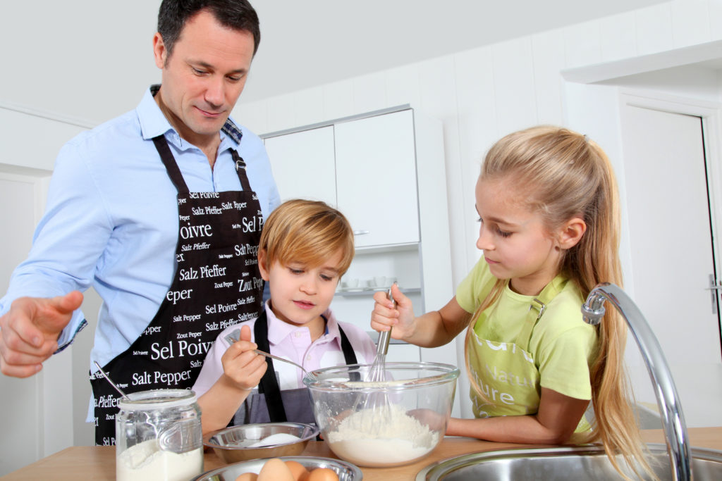 Cooking With Kids 2 - Tommy's Superfoods