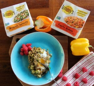 Easy and Fast Breakfast Ideas - Tommys Superfoods