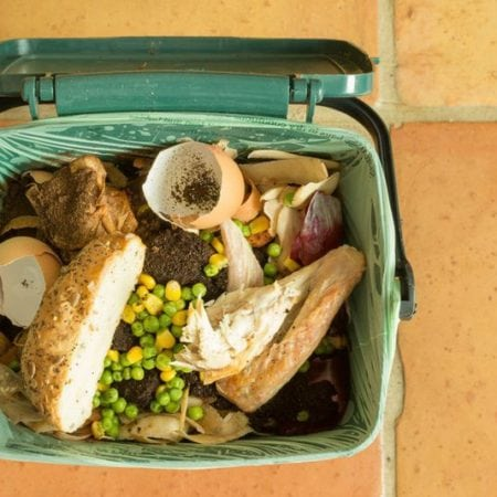 stop food waste at home