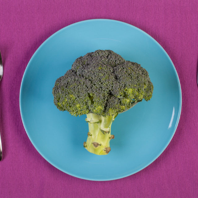 Make Vegetables The Center of Your Plate