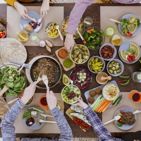 Can a plant-based diet feed the world?