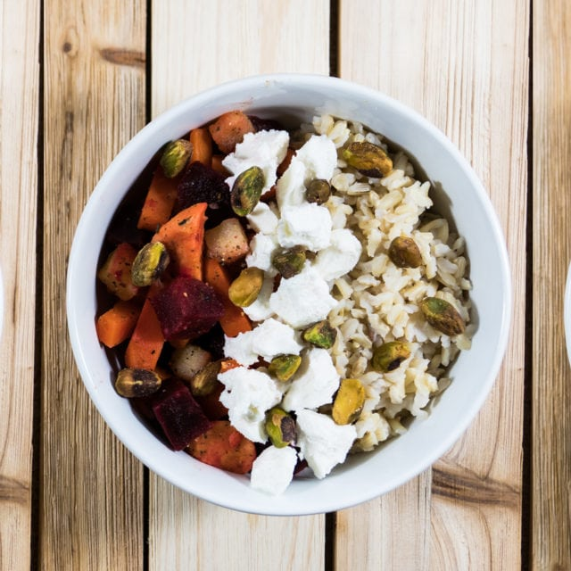 Tommy's Superfoods Veggie Bowls
