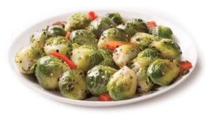 Frozen Brussles Sprouts