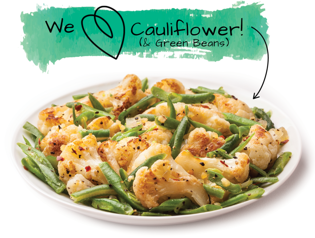 we love cauliflower