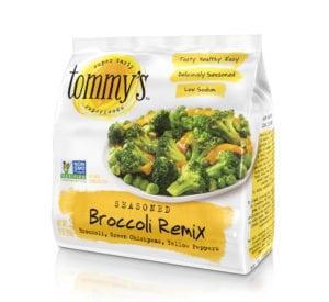 bag of Tommy's broccoli remix