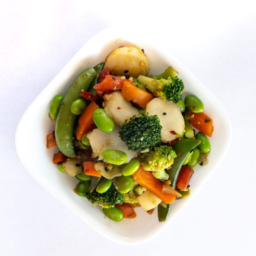 Tommy's Superfoods Asian Fusion Vegetable Blend