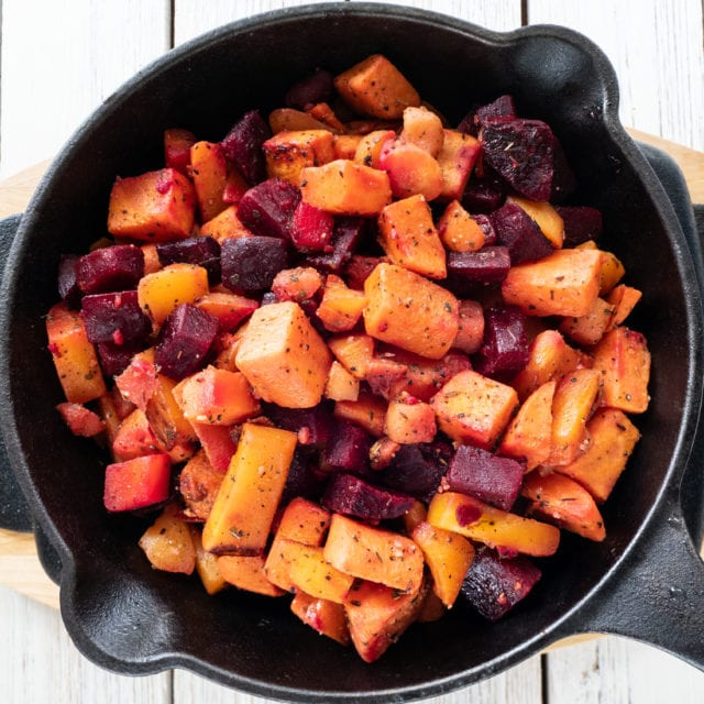 root fusion skillet