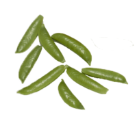 snap pea pods